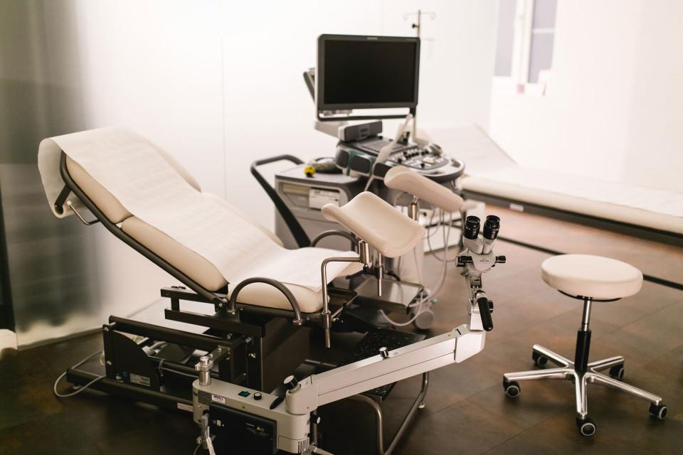 Bild Gynaekologische-Voruntersuchung